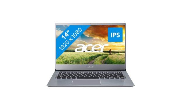 Acer Swift 3 SF314-58-59KV aanbieding | Hier het voordeligst te bestellen