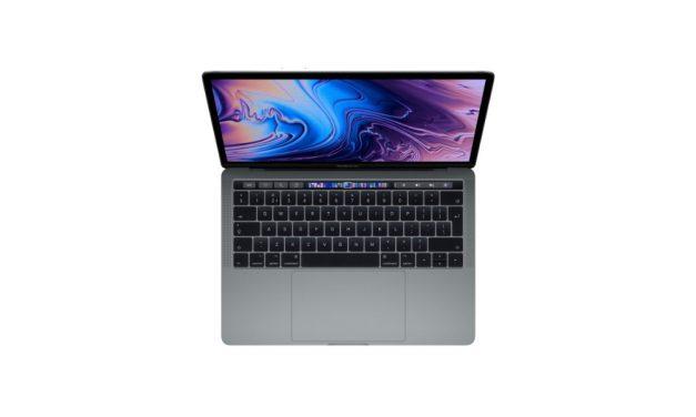 Apple MacBook Pro 13″ Touch Bar (2019) i5 256 GB | Nu wel €390,- korting!