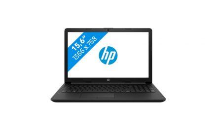 HP 15-db0939nd aanbieding | Voor slechts €299,- te bestellen