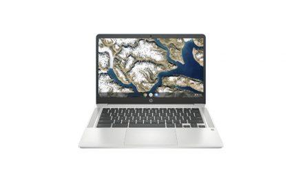 HP Chromebook 14A-NA0002ND aanbieding | Nu extra voordelig: €50,- korting!