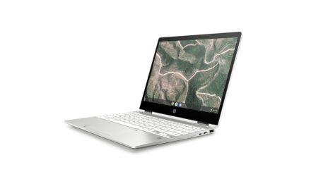 HP Chromebook x360 12B-CA0010ND | Veelzijdig, omklapbaar & €50,- korting!