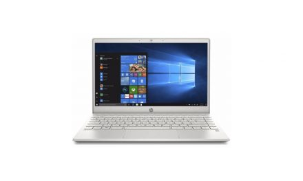 HP Pavilion laptop 13-AN1430ND | HP's dunste Pavilion laptop ooit met €100- korting!