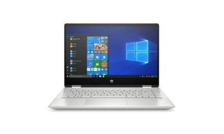 HP Pavilion x360 14-dh1742nd | Snelle, lichte 2-in-1 laptop met €100,- korting!
