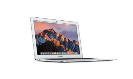 Apple Macbook Air (2017) MQD32ZE/A – 13 inch – 128 GB | Nu met €210,- korting!