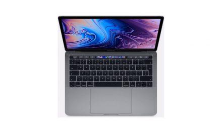 Apple MacBook Pro 13″ Touch Bar (2019) i5 256 GB | Nu €300,- korting!