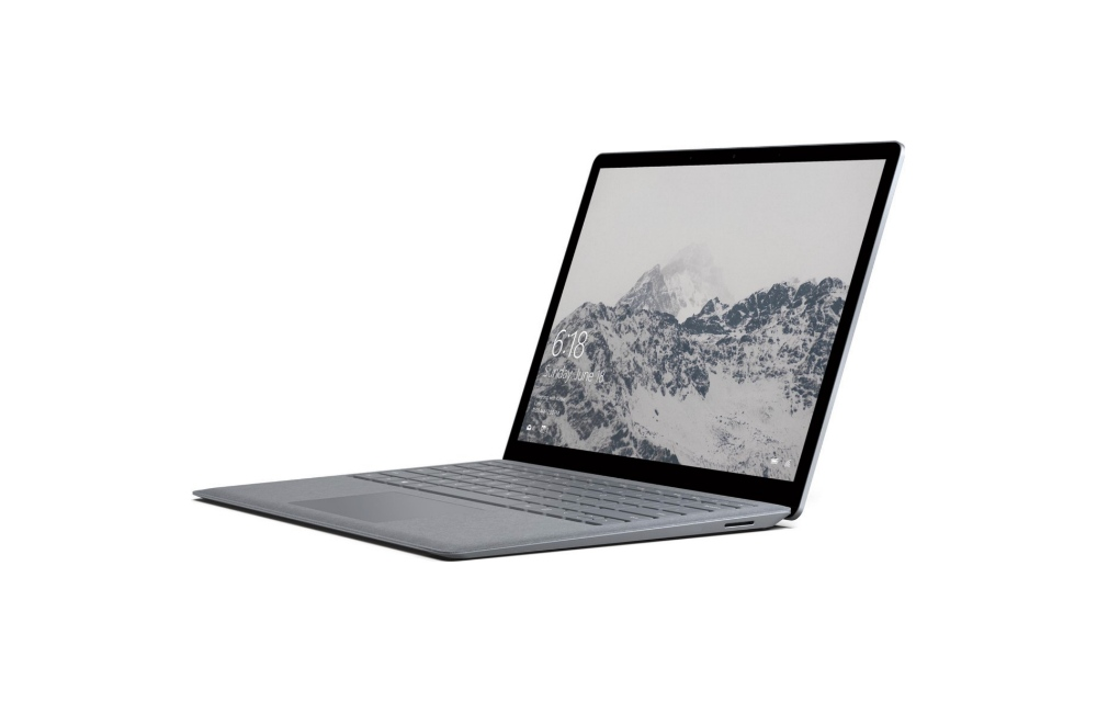 Microsoft Surface Laptop – Core i7 – 8 GB – 256 GB aanbieding | 13% korting!