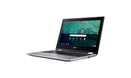Acer Chromebook Spin 311 CP311-2H-C3DE aanbieding   Slechts €279,-
