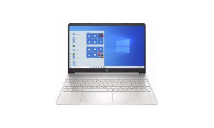 HP laptop 15S-FQ1400ND aanbieding   Nu met €50,- voordeel!