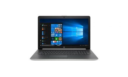 HP 17-by2734nd aanbieding | Uitstekende 17 inch laptop met €100,- korting!