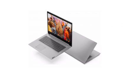 Lenovo laptop IdeaPad 3 17IML05 aanbieding | Krachtige laptop met €100,- korting