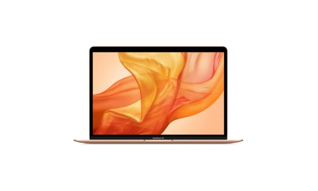 Apple MacBook Air 13.3 (2020) Goud i3 8GB 256 GB | Hier met €154,- korting!