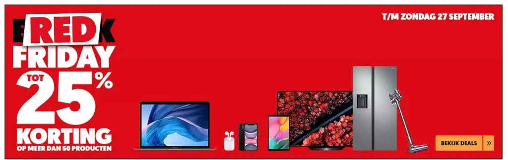 mediamarkt red friday deals