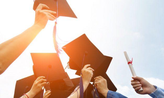 Studenten ontvangen diploma op mainstage van Pinkpop