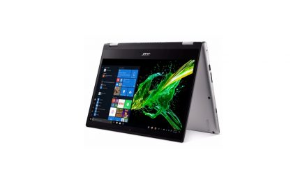 Acer 2-in-1 laptop SPIN 3 SP314-53N-553L aanbieding   €100,- korting