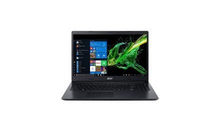 Acer Aspire 3 A315-55G-59HF aanbieding | Bestel 'm hier met €50,- korting