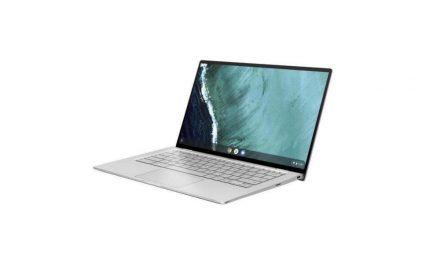 Asus Chromebook Flip C434TA-AI0303 aanbieding | Tijdelijk €200,- korting!