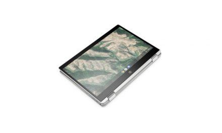 HP Chromebook x360 14b-ca0015nd aanbieding | Van €449,- voor maar €399,-