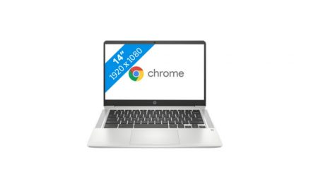 HP Chromebook 14a-na0060nd aanbieding | Profiteer nu van 17% korting