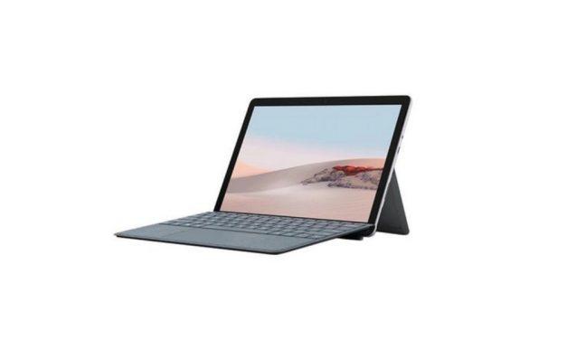 Microsoft Surface Go 2 – 128GB – Platinum aanbieding   10% korting, OP = OP