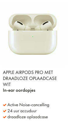 pple AirPods Pro Expert deal