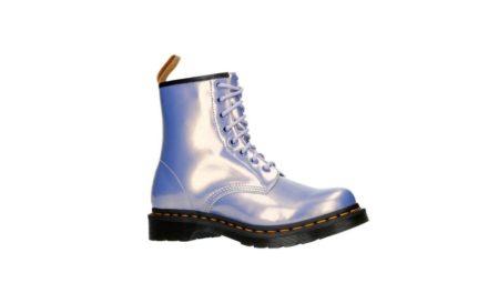 Dr. Martens 1460 Lila Metallic aanbieding | Bespaar maar liefst €34,-