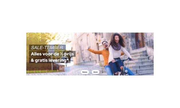 Dress For Less: Alles 50% korting + gratis verzending | Dames & heren