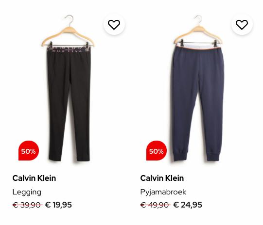 Dress For Less Calvin Klein Kinderen deal