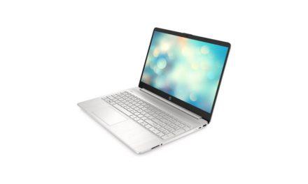 HP 15s-fq1968nd aanbieding | Nu met €60,- korting + gratis laptop skin