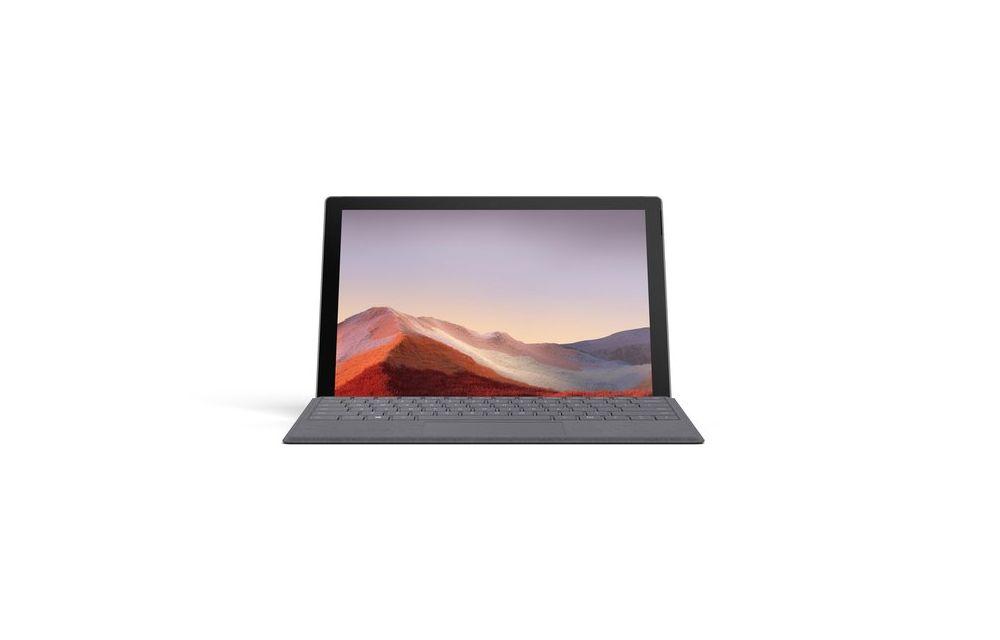 Microsoft Surface Pro 7 (2019) – Core i5 – 128GB – Platinum – 12.3 inch | €170,- korting!