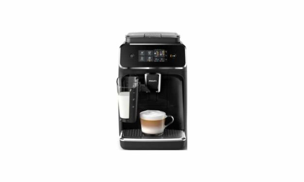 Philips LatteGo 2200 Serie EP2231/40 Espressomachine aanbieding