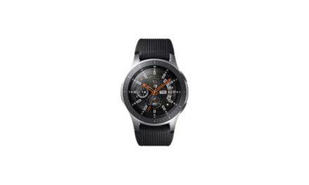 Samsung Galaxy Watch aanbieding | Bespaar €40,- korting!