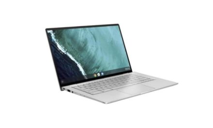 Asus Chromebook Flip C434TA-AI0362 aanbieding | Nu €200,- korting!