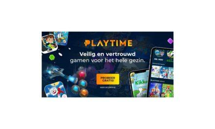 Playtime aanbieding | Ruim 300 spelletjes | Probeer het nu GRATIS