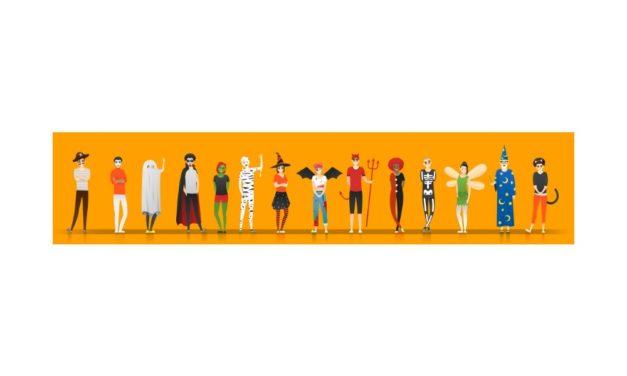 Halloween kostuum ideeën – De leukste outfits op een rij