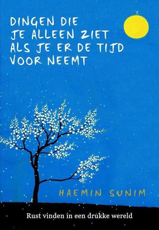 Mindfullness Boek Haemin Sunim