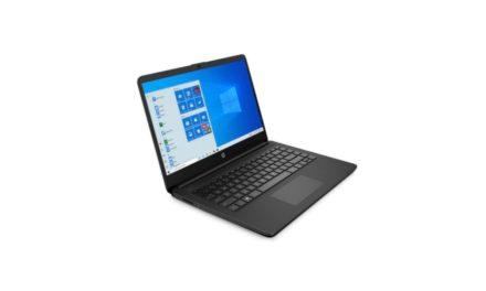 HP 14s-dq1931nd aanbieding | Compacte laptop | Van €449,- naar €419,-