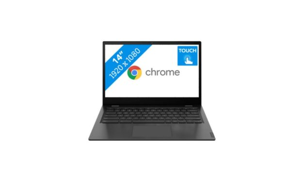 Lenovo Chromebook S345-14AST 81WX0009MH | €150,- korting
