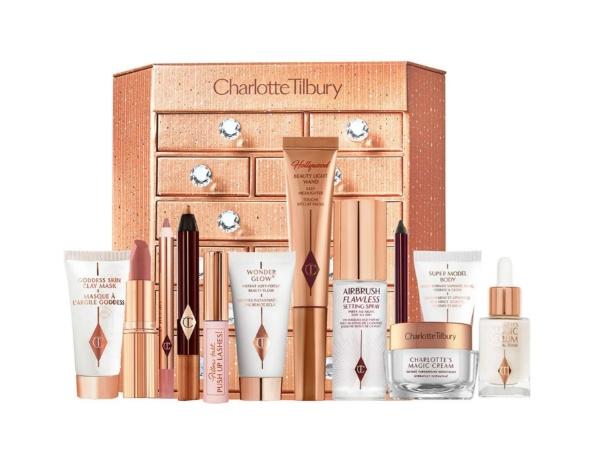make up adventskalender charlotte tilbury