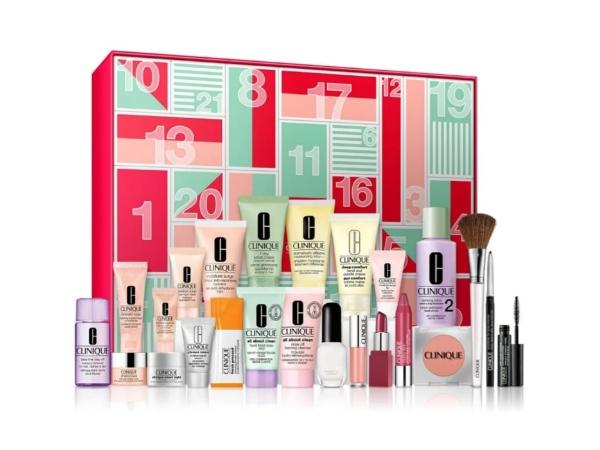 make up adventskalender clinique