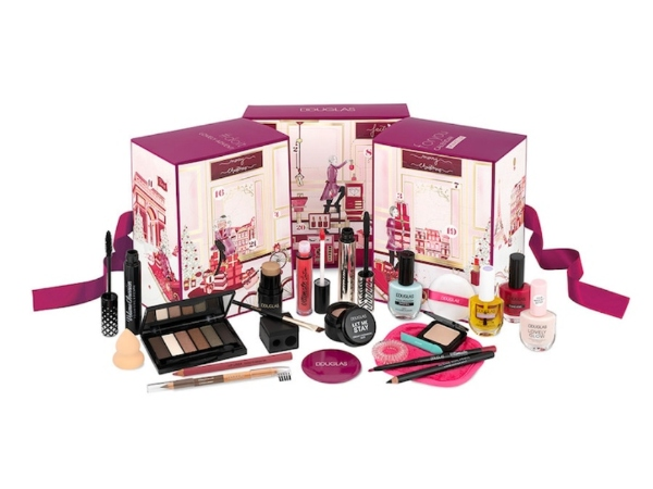 make up adventskalender douglas