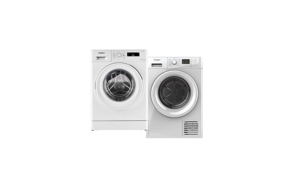Zoek je een wasmachine en droger set? Top 3 beste opties onder €1000,-