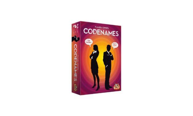 Codenames spel aanbieding   Het populairste gezelschapsspel van 2020