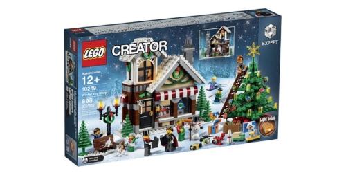 lego kerst speelgoedwinkel