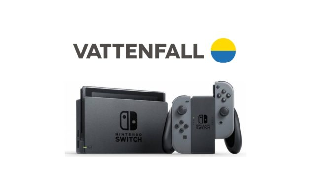 Vattenfall energiecontract actie | Nintendo Switch (t.w.v. €339,95) cadeau!