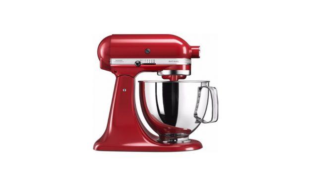 KitchenAid Artisan Mixer 5KSM125 Black Friday aanbieding | Nu €379,-