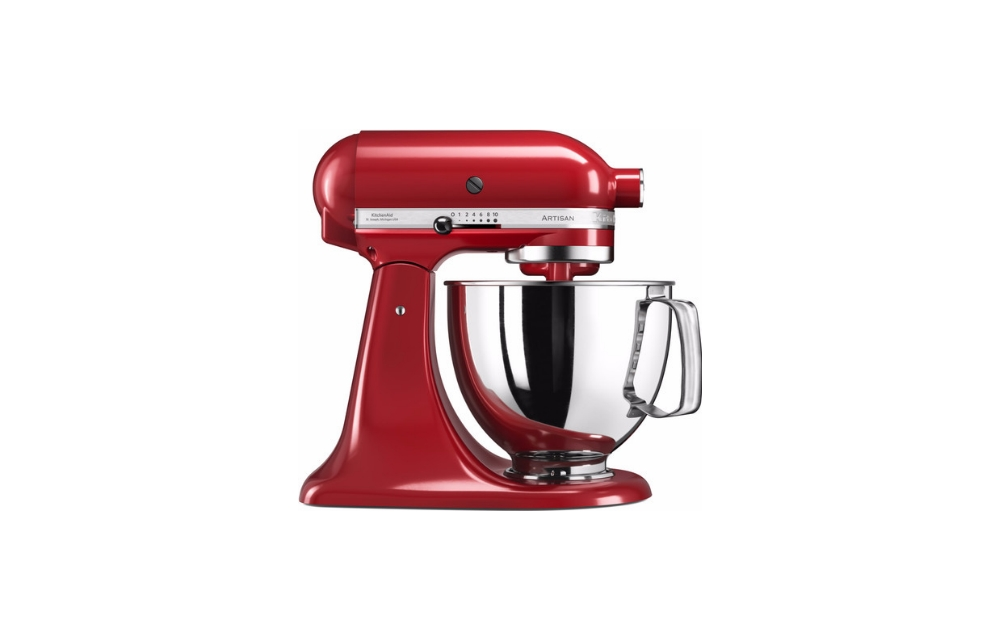 KitchenAid Artisan Mixer 5KSM125 Black Friday aanbieding | Nu €379,-