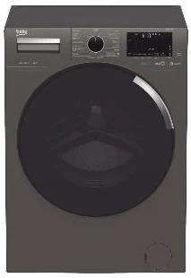 Wasmachine zwart Beko
