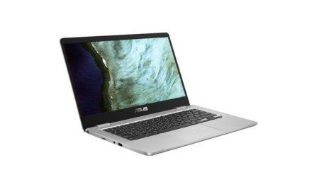 Asus Chromebook C423NA-EB0108 aanbieding | Nu met €50,- korting!