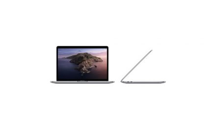 Apple MacBook Pro 13″ (2020) MWP42N/A Space Gray   €330,- korting!