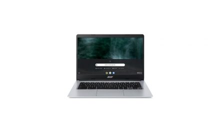 Acer Chromebook 314 CB314-1HT-C5AS aanbieding | Van €399,- naar €299,-